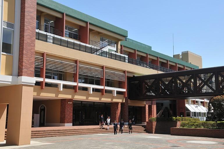 tamagawa中校舎
