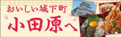 おいしい城下町 小田原