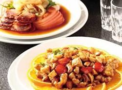 中華料理 福苑 平日ディナーお食事券(3,500円コース)